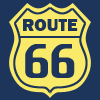 ROUTE 66 by 8xhx8