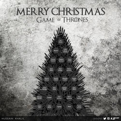 Merry-Christmas-Game-of-Thrones by 8xhx8