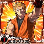 RYO KOF X FATAL FURY CARD