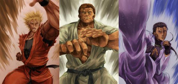 Art Of Fighting Team By Charlydaimon21 On Deviantart