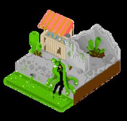 Pixel practice by RexyTheT-Rexy