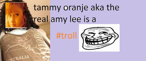 Tammy Orange Aka The Real Amy Lee