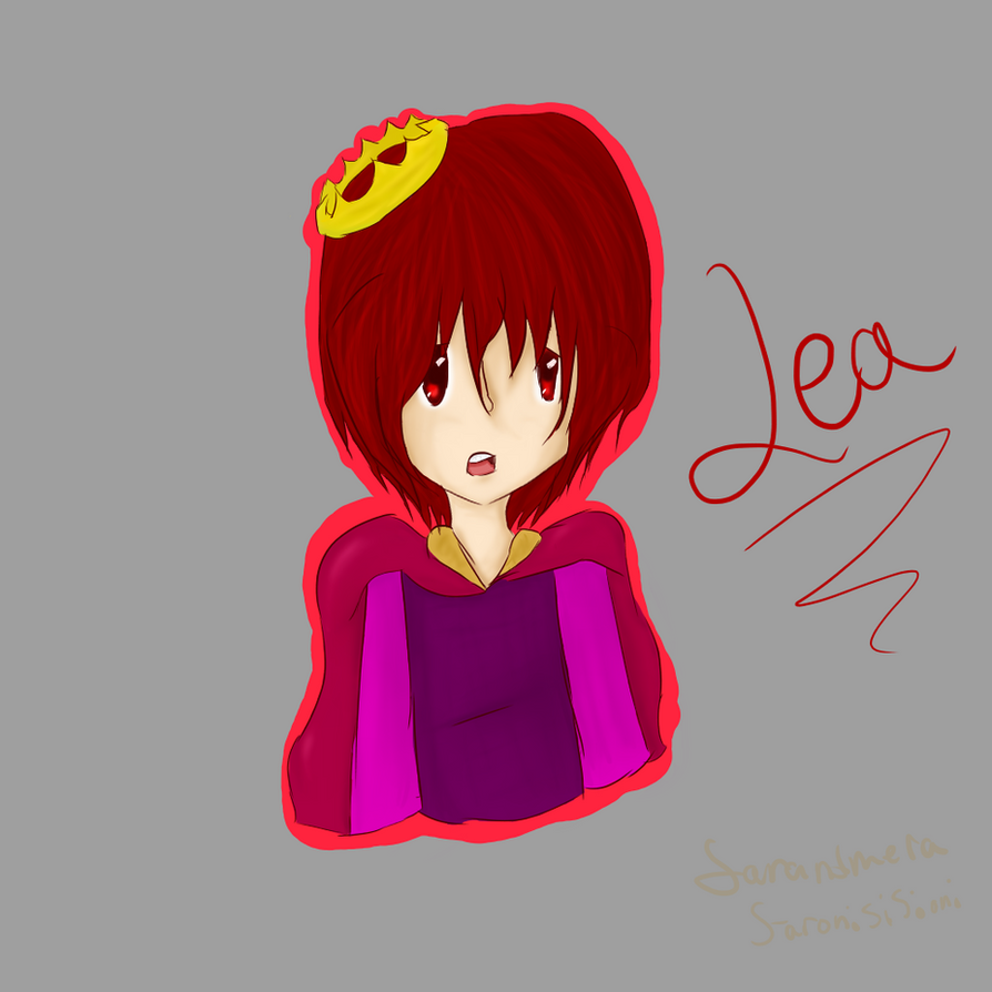 Lea Sisioni by faraandmera