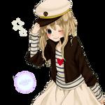 Anime Render #11   -Dibujo by Mizutama Ko-