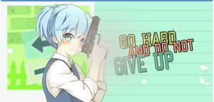 Header Nagisa Shiota -Anime AssesinationClassroom-
