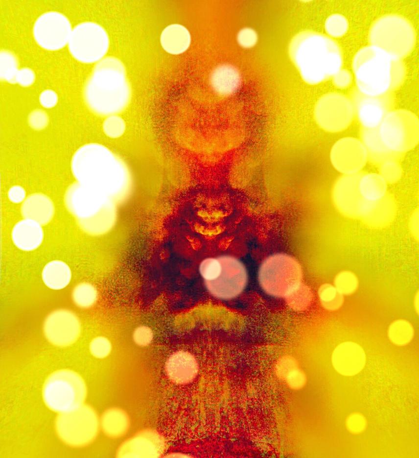 Person of the sun by DanteLosGatos