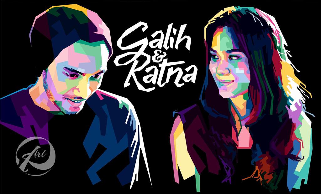 Galih Dan Ratna Wpap 48 by PURNAMA-ART