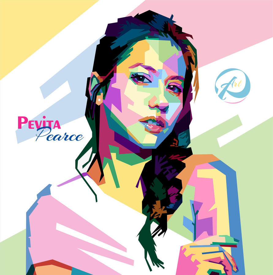Pevita Pearce2 by PURNAMA-ART