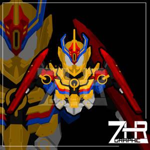 Kamen Rider Grease Perfect Kingdom