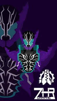 Kamen Rider Rogue Wallpaper