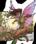 Josara - commission variant
