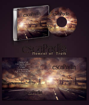 CD Cover: Brighter Tommorows