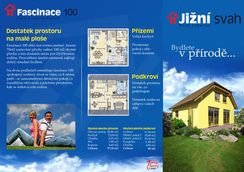 Commercial work: Brochure