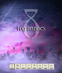 Resources: Fog Brushes