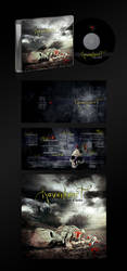 CD Cover: Ravenheart