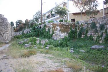 Ancient Ruins III by pelleron