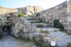 Ancient Ruins I by pelleron