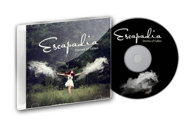 CD Cover: Smoke Horses by pelleron