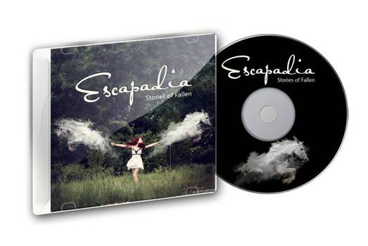 CD Cover: Smoke Horses