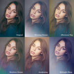 5 Dreamy Photoshop Actions