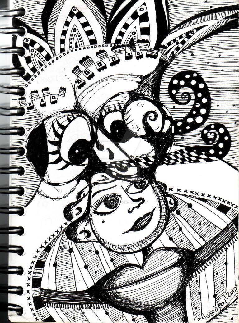 Vane's notebook by luisabigail