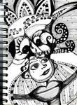 Vane's notebook