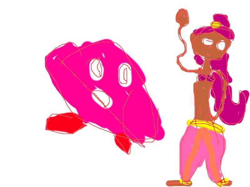 Kirbyshandea by sligguy