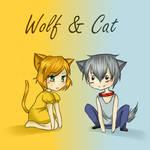 Minecraft 8 - Wolf and Cat