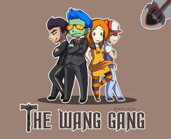 The Wang Gang by Ofelie