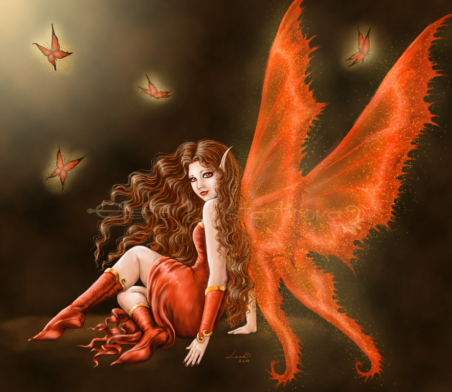 Fairy by legadema666 on DeviantArt