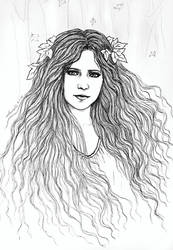 Portreit2 by legadema666