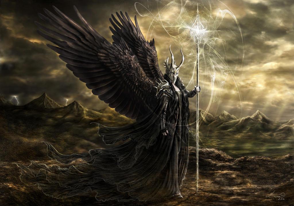 Angel by legadema666