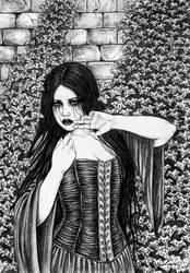 Portrait by legadema666