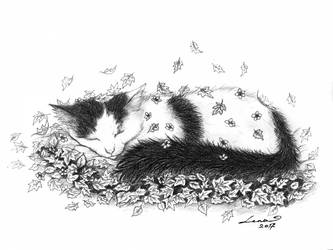Eternal sleep by legadema666