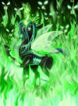 Queen of the Changelings