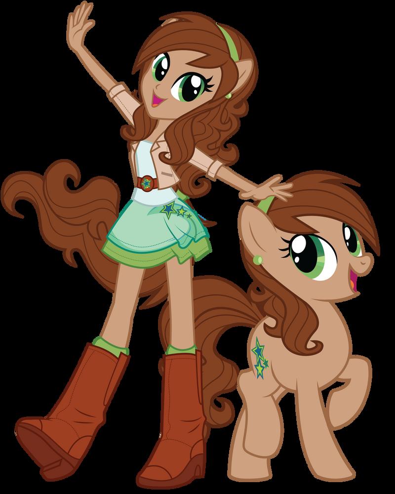 Equestria Girl Jade by JaDeDJynX