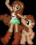 Equestria Girl Jade