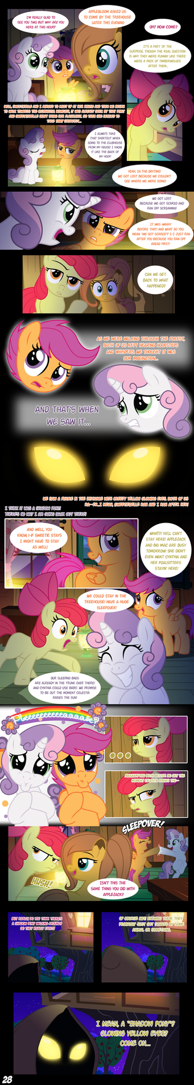 My Little Sterelis chap 2 pg 28 by JaDeDJynX