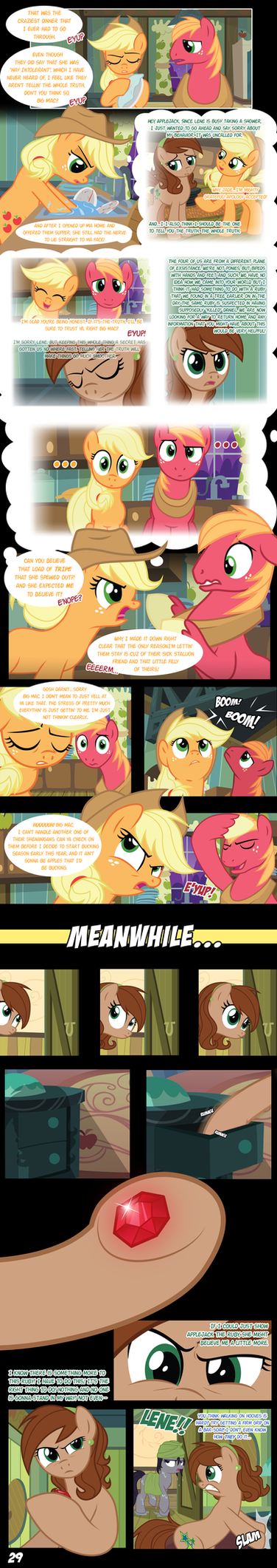 My Little Sterelis chap 2 pg 29 by JaDeDJynX