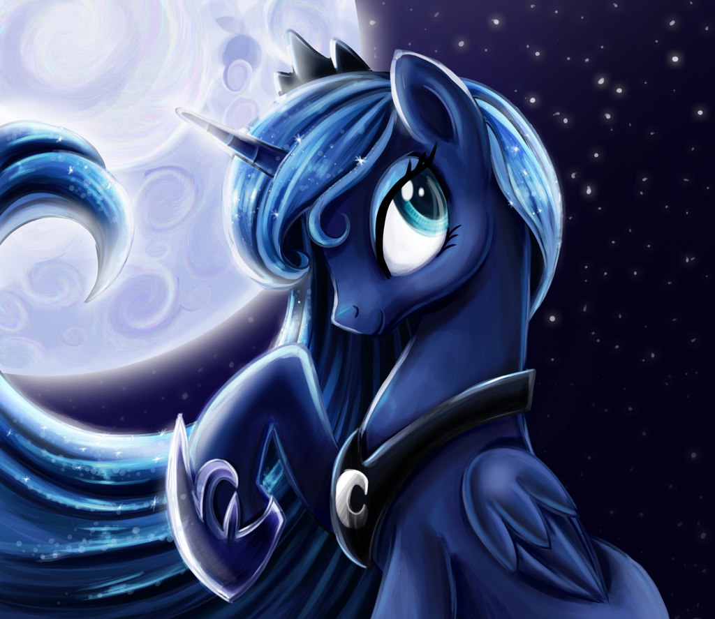 Luna's Night Out by JaDeDJynX