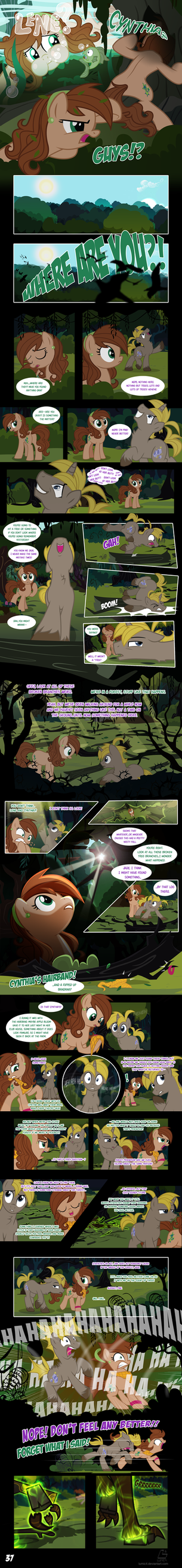 My Little Sterelis chap 2 pg 37 by JaDeDJynX