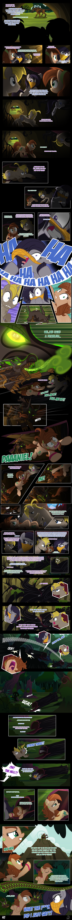 My Little Sterelis chap 2 pg 41 by JaDeDJynX