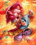 Pinkie Bard