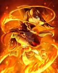 Flame Wrangler AJ