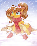 Snow Filly