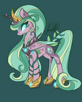 Princess Gaia, the Life Warder by JaDeDJynX