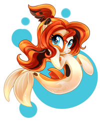 Koi Sea Pony