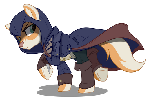 Assassin's Steed...Fox?