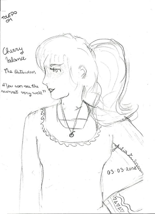 Cherry Valance by Spe4ky on DeviantArt