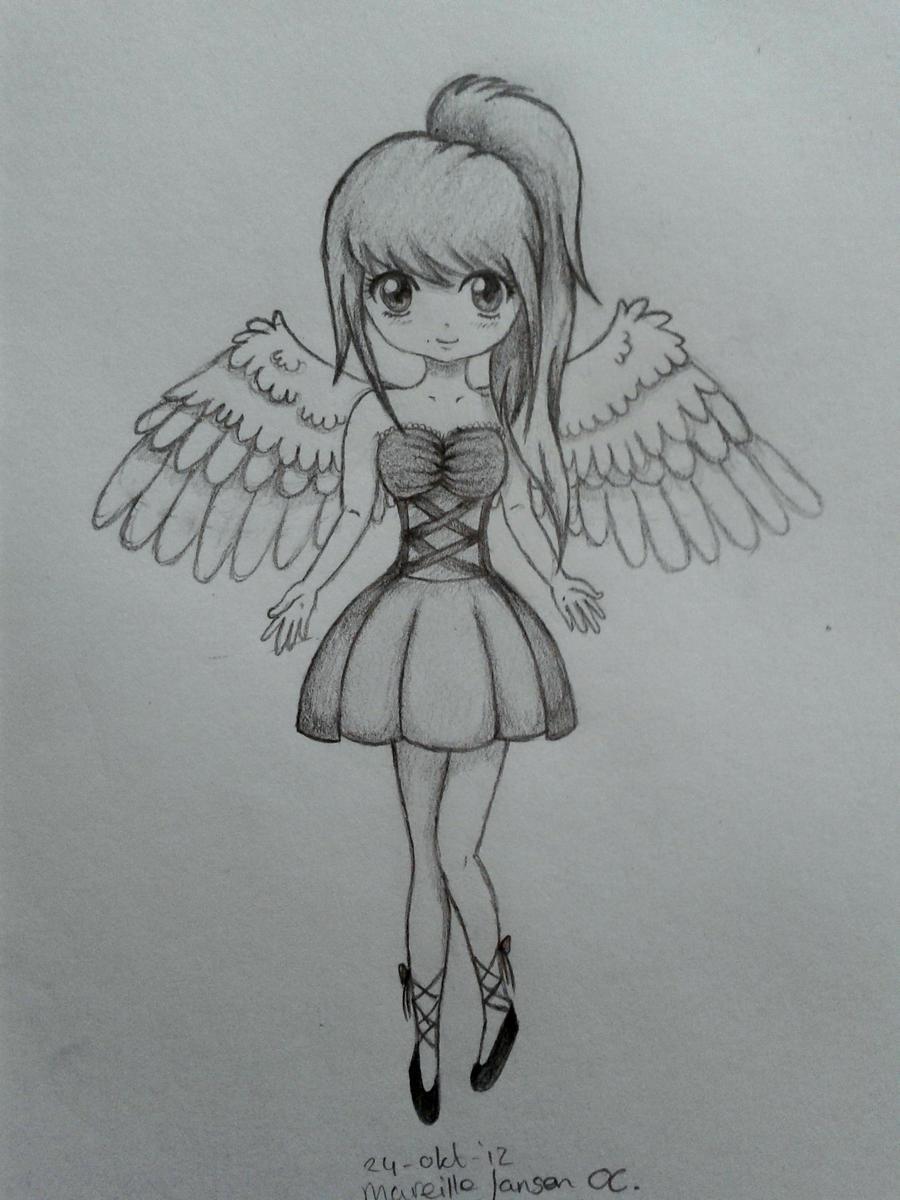 OC: Kaleigh by Yosumi-Chan